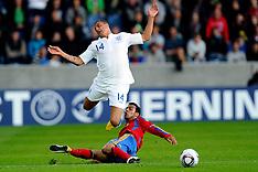 20110612 England - Spanien UEFA U21 Europamesterskab i fodbold / U21 EM