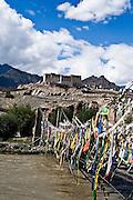 Stakna monastery, Leh valley.