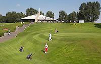 BERGSCHENHOEK - Clubhuis Golfbaan De Hooge Rotterdamsche . COPYRIGHT KOEN SUYK -
