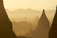 Located on the eastern bank of the Ayerrawaddy River, Bagan is one of the richest archaeological sites in Myanmar.  The capital of first Myanmar Empire, Bagan contains over 2000 well-preserved pagodas and temples from ancient times.