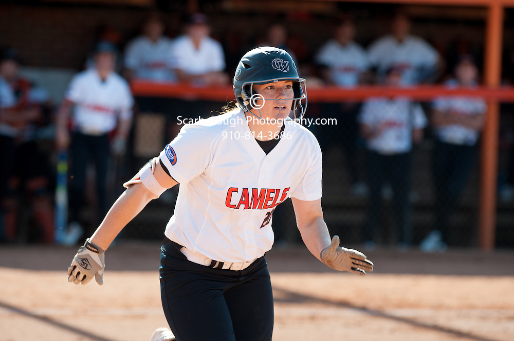 BUIES CREEK, NC - MARCH 15th, 2016 Campbell University Softball vs Northern Ill