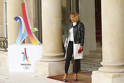 September 15, 2017 - Paris, France, France - Estelle Mossely (Credit Image: © Panoramic via ZUMA Press)