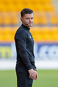 Fourth official Nick Walsh during the Ladbrokes Scottish Premiership match between St Johnstone and Motherwell at McDiarmid Stadium, Perth, Scotland on 11 May 2019.