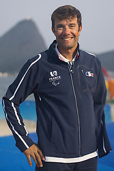 Eric Flaguel, Sailing, Voile, FRA à Rio 2016 Paralympic Games, Brazil