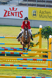 Donckers Karin (BEL) - SS Jet<br /> CHIO Aachen 2009<br /> Photo © Hippo Foto