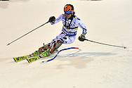 62A 3Tre Coppa del Mondo di Sci Alpino Slalom Gigante Maschile sulla pista 3Tre Canalone Miramonti,Giorgio Rocca prova il percorso, 22 Dicembre 2015 a Madonna di Campiglio, © foto Daniele Mosna