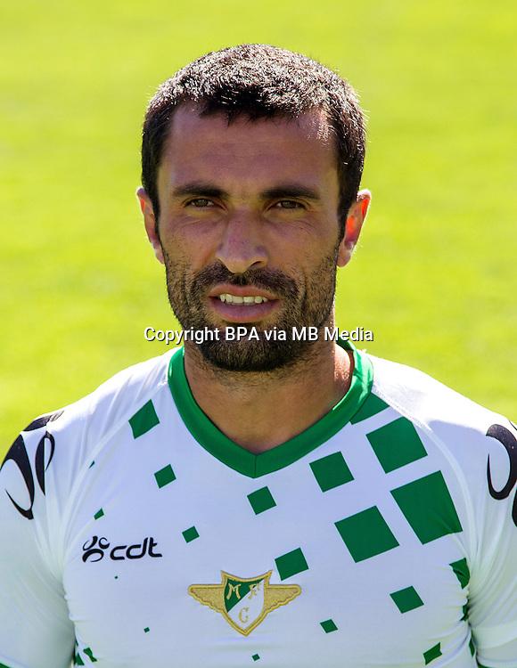 Portugal - Primera Liga Zon-Sagres 2014-2015 / <br /> Marcelo Jose de Oliveira  &quot; Marcelo Oliveira &quot;  - <br /> ( Moreirense FC )