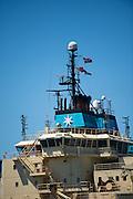 Maersk Attender Bridge Deck