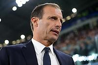 27.09.2017 - Torino - Champions League   -  Juventus-Olympiakos nella  foto: Massimiliano Allegri