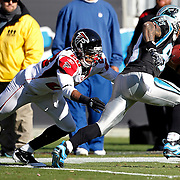 2011 Falcons at Panthers