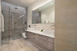 98 Lyle Modern Home children bathroom VA 2-174-303