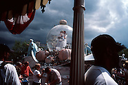 Theme Parks, USA