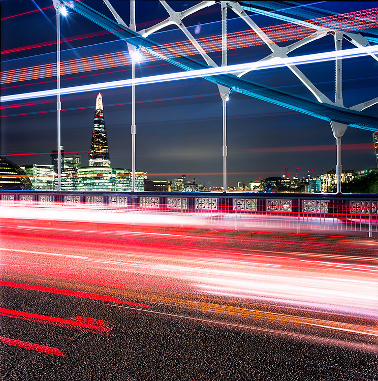 Spectacular cityscapes by Adam Miller