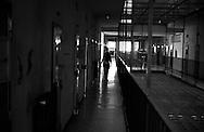 Roma 2000.Rebibbia, Carcere Femminile. Sezione Cellulare.Rome 2000.Rebibbia Prison Women