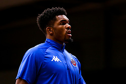 Marcus Delpeche of Bristol Flyers - Photo mandatory by-line: Robbie Stephenson/JMP - 11/01/2019 - BASKETBALL - Leicester Sports Arena - Leicester, England - Leicester Riders v Bristol Flyers - British Basketball League Championship