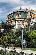 The Modello Palace, Rijeka, Croatia