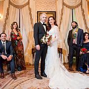 Mikal & Tiffany Wedding Photography Samples   The Opera Guild House   1216 Studio Wedding Photography