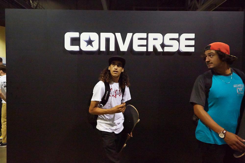Converse, Agenda Show, Long Beach, Ca