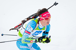Miha Dovzan of Slovenia during Slovenian National Cup in Biathlon, on December 30, 2017 in Rudno polje, Pokljuka, Slovenia. Photo by Ziga Zupan / Sportida