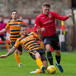 Dunfermline v Alloa Athletic, Scottish Championship, 15 September 2018