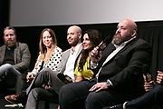 Jay Holzer, Cecile Murias, Alexander Emanuele, Janet Zuccarini, Chef Evan Funké