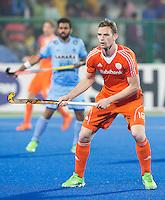 RAIPUR (India) . Mirco Pruijser (Ned)  Final Hockey World League (final round  men) . NETHERLANDS-INDIA dor bronze  . © Koen Suyk/WSP