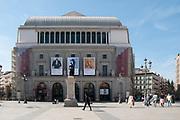 Royal Theatre (Teatro Real) Madrid, Spain