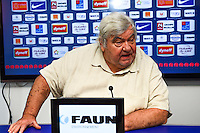 Louis Nicollin  - 29.06.2015 - Reprise de Montpellier - 2015/2016<br />Photo : Alexandre Dimou / Icon Sport