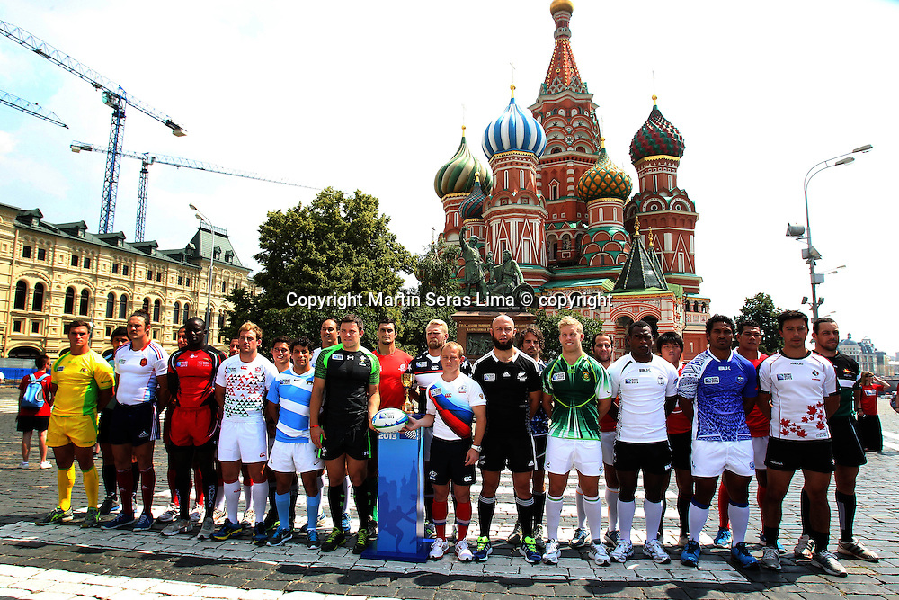 Rugby World Cup Sevens - Moscow 2013 - Photo Martin Seras Lima