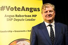Angus Robertson SNP Depute Leader Campaign Launch | Edinburgh | 28 July 2016