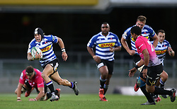 Cheslin Kolbe of Western Province on the attack during the Currie Cup Premier Division match between the DHL Western Province and the Pumas held at the DHL Newlands rugby stadium in Cape Town, South Africa on the 17th September  2016<br /> <br /> Photo by: Shaun Roy / RealTime Images