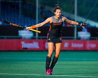 BREDA - Frederique Matla (Ned)   tijdens Nederland-China bij de 4 Nations Trophy dames 2018 .     COPYRIGHT KOEN SUYK