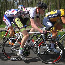61e Ronde van Overijssel Maarten van den Berg zat mee in de kopgroep