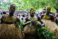 Day 1 of the Agbogboza Festival in Notse, Togo on September 1st, 2016