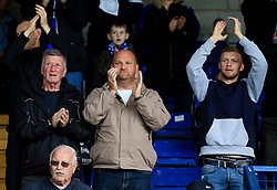 Bristol Rovers fans - Mandatory by-line: Matt McNulty/JMP - 19/08/2017 - FOOTBALL - Gigg Lane - Bury, England - Bury v Bristol Rovers - Sky Bet League One