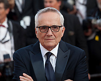 Director Marco Bellocchio at the The Traitor (Il Traditore) gala screening at the 72nd Cannes Film Festival Thursday 23rd May 2019, Cannes, France. Photo credit: Doreen Kennedy