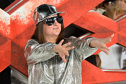 © Licensed to London News Pictures. 10/12/2017. HONEY G attends the European film premiere of xXx: Return of Xander Cage. London, UK. Photo credit: Ray Tang/LNP