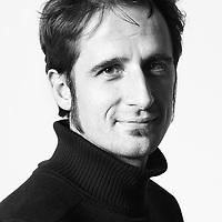 Javier Gallego, periodista y Director de Carne Cruda.