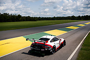 August 17-19 2018: IMSA Weathertech Michelin GT Challenge at VIR. 911 Porsche GT Team, Porsche 911 RSR, Patrick Pilet, Nick Tandy