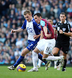 s Sebastian Larsson during the Premiership match at Upton Park. (Photo by Chris Ratcliffe/Propaganda)