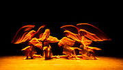 Russell Maliphant & Vangelis<br /> The Thread <br /> world premiere<br /> at <br /> Sadler's Wells, London, Great Britain <br /> 14th March 2019 <br /> Rehearsal <br /> <br /> choreography by Russell Maliphant <br /> Music by Vangelis.<br /> Produced by Georgia Illiopoulou<br /> Lighting designer Michael Hulls<br /> <br /> Cast of 18 Greek dancers combines Greek traditional dance with Maliphant's unique movement language, exploring the changing forms of traditional and contemporary dance.<br /> Photograph by Elliott Franks