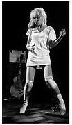 Blondie Debbie Harry Live London 1977 - Multi image contact sheet large format