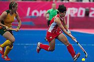 Olympics 2012, hockey, Shiho Otsuka