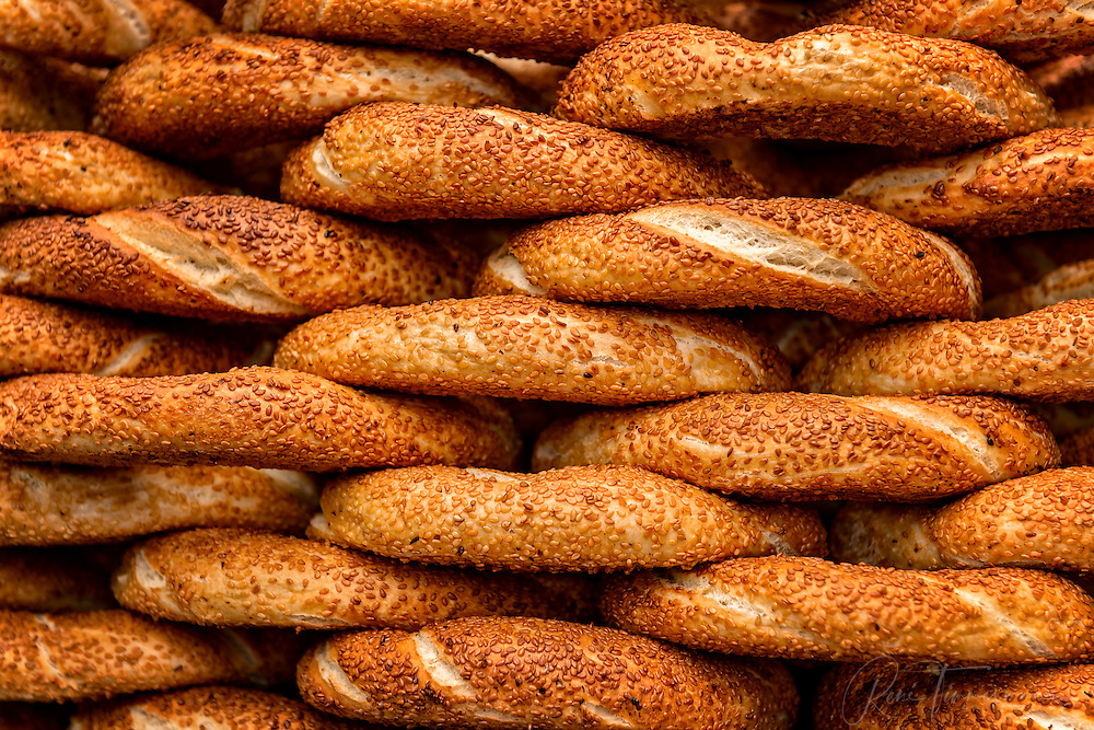 Simit bread