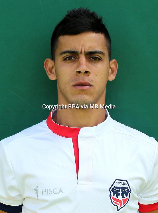 Colombia League - Liga Aguila 2015-2016 - <br /> Fortaleza Futbol Club  - Colombia / <br /> Wilmar Hernandez