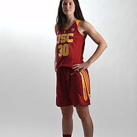 30 | USC Women's Basketball 2016 | Hero Shots | 30