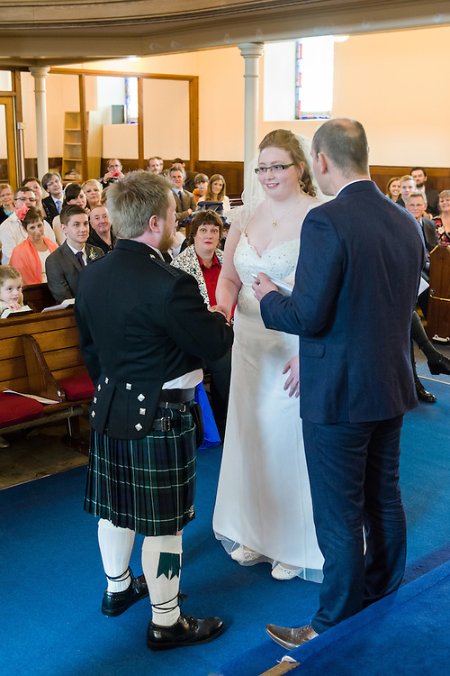 The wedding of Fraser & Robyn Graham (nee Cummings) ,  held at Selkirk Parish Church, Lewinhope Mill & the Philpburn House Hotel, on the 18th April 2015, in the Scottish Borders.