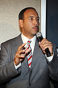 Bronx Borough President Ruben Diaz at Rev. Al Sharpton's 55th Birthday Celebration and his Salute to Women on Distinction held at The Penthouse of the Soho Grand on October 6, 2009 in New York City