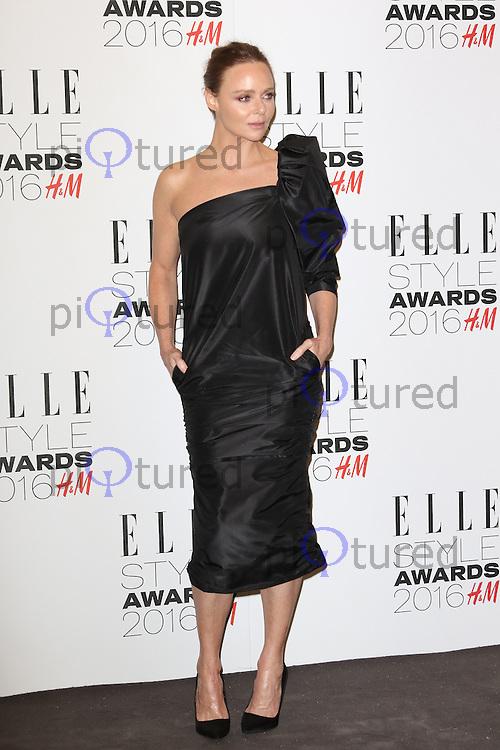 Stella MacCartney, ELLE Style Awards 2016, Millbank London UK, 23 February 2016, Photo by Richard Goldschmidt