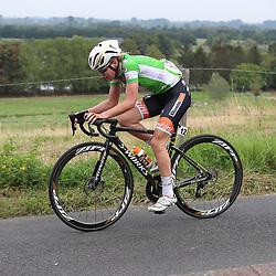 29-08-2018: Wielrennen: Ladies Tour: Nijmegen<br />Anna van der Breggen probeerde iets te forceren maar zonder succes